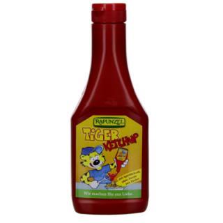 Ketchup Tiger