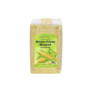 Minuten-Polenta Maisgrieß