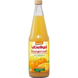 Orangensaft Demeter