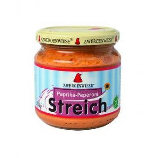 Paprika Peperoni Streich