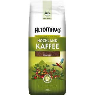 Bio-Kaffee gemahlen 500g
