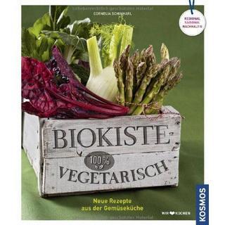 Rezeptbuch: Biokiste 100% vegetarisch